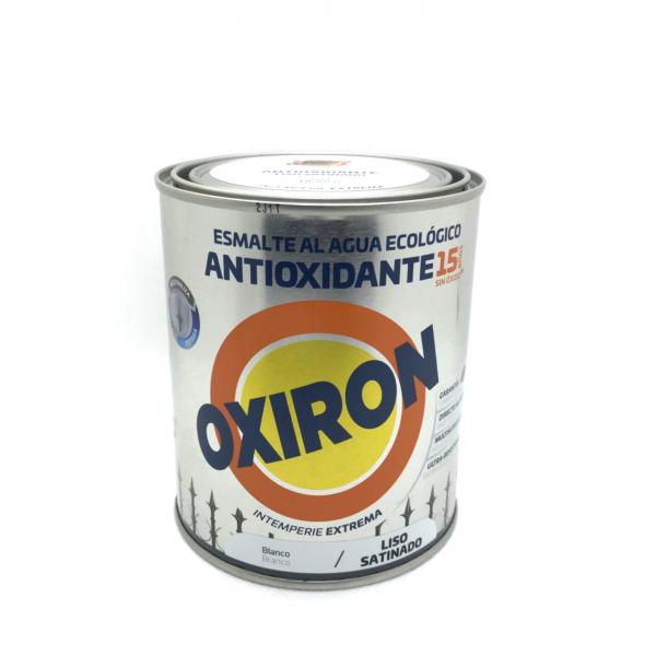 Esmalte antioxidante liso Ecologico OXIRON al agua