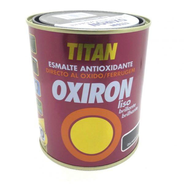 Esmalte antioxidante brillante OXIRON liso 750 ml