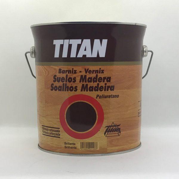 Barniz Poliuretano Suelos Madera Titan