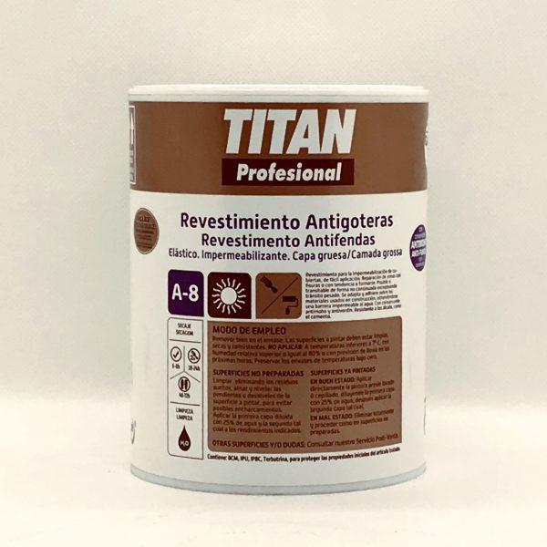 Revestimiento Antigoteras Titan