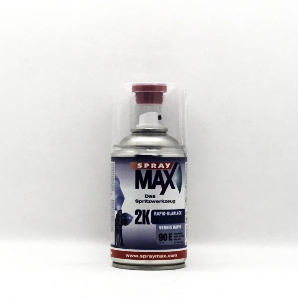 Spray Barniz especial Faros 2K MAX 250 ml.