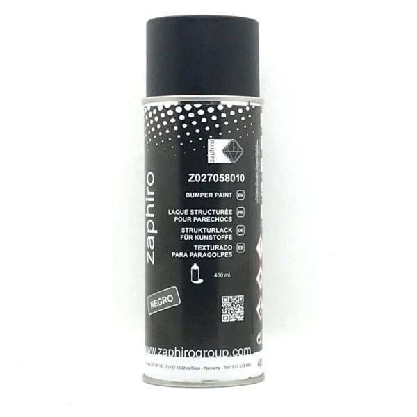 Spray Pintura Texturada Zaphiro 400 ml.