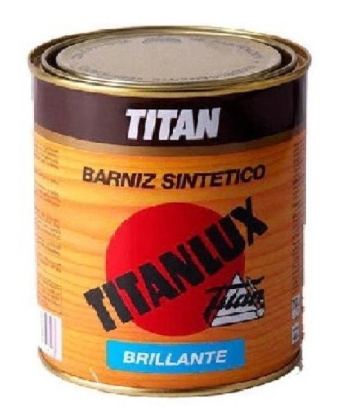 Barniz Sintetico Titan Incoloro Brillante