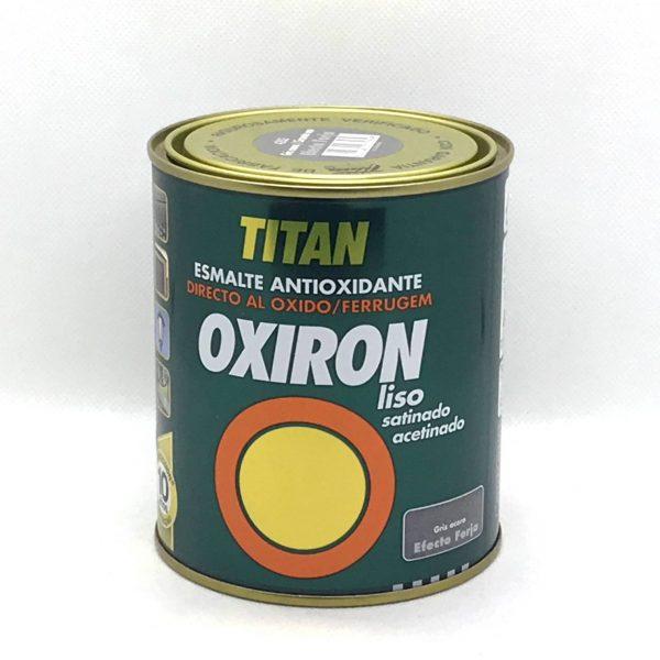 Esmalte antioxidante Efecto Forja OXIRON liso 750 ml