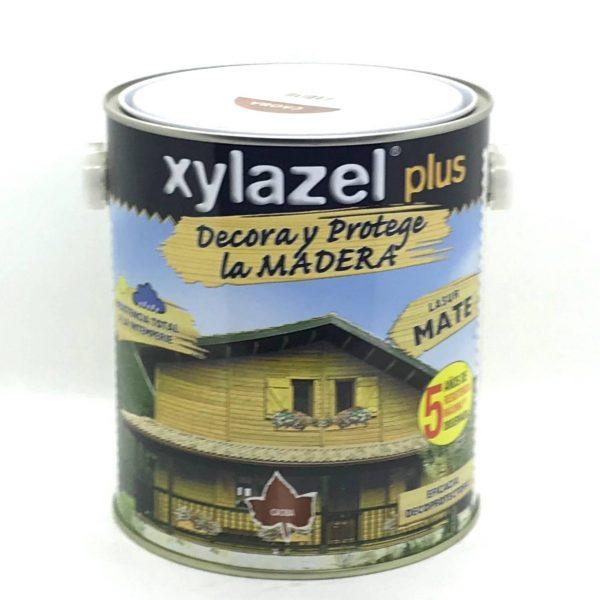 Tinte para madera poro abierto XYLAZEL Plus Mate