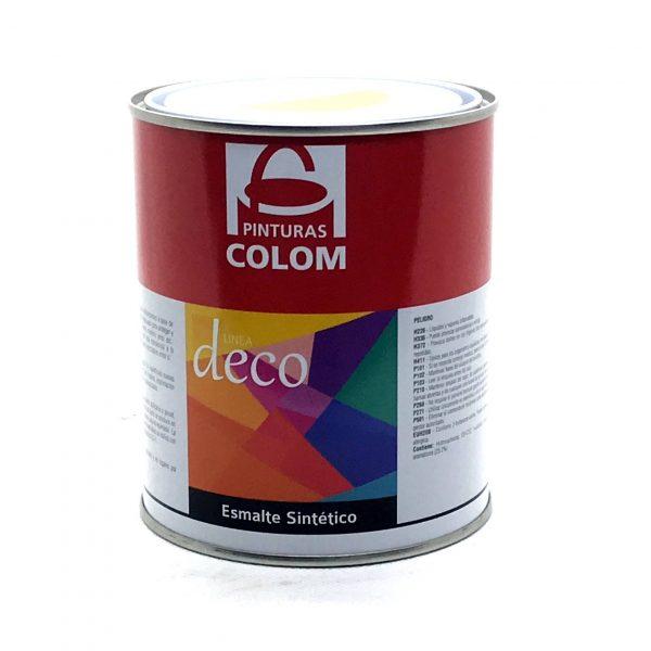 Esmalte Sintetico COLOM brillo