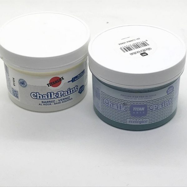 Chalk Paint TITAN ecológico 250 ml.