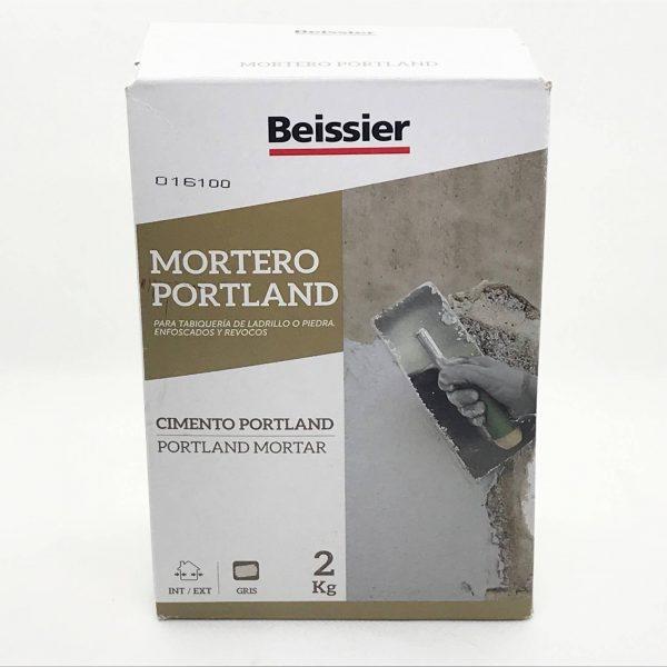 Mortero Portland Seco Beissier 2 Kg.