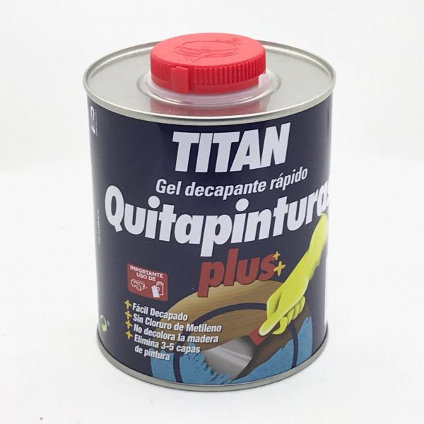 Quitapinturas plus TITAN