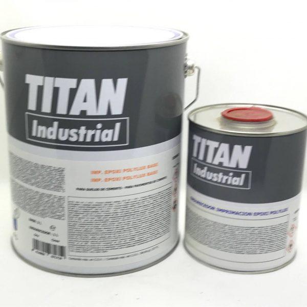Imprimación Epoxy 830 TITAN 4L+Endurecedor