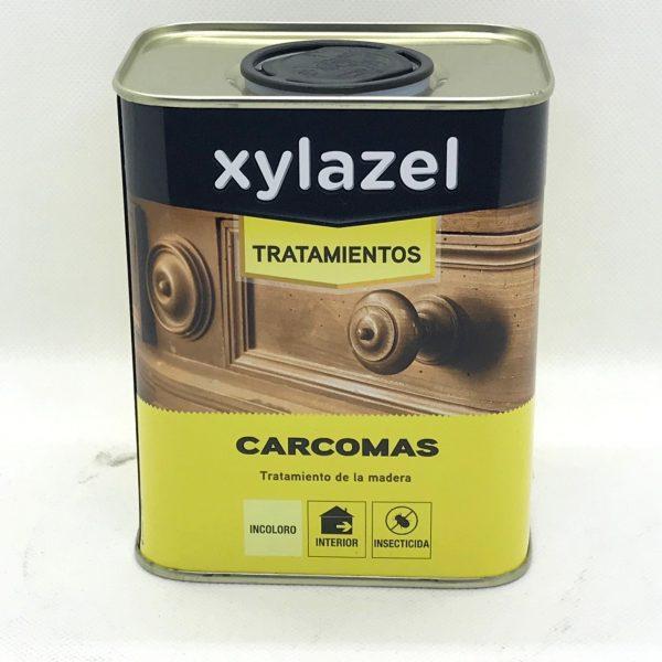 Carcoma tratamiento para madera XYLAZEL Incoloro
